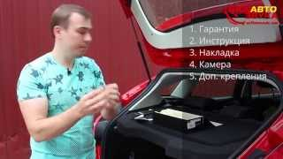 Phantom PV-01 Система видеопарковки. Обзор. avtozvuk.ua