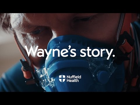 Wayne's Story | Nuffield Health