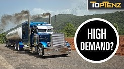 Interesting and Surprising Facts About the Trucking Industry