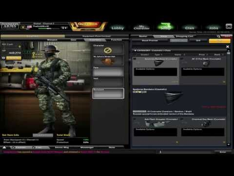 Combat Arms EU Account For Sell