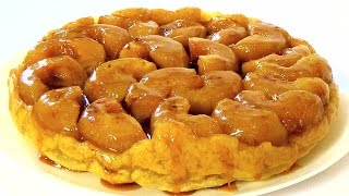 Перевернутый яблочный пирог / Tarte Tatin aux pommes
