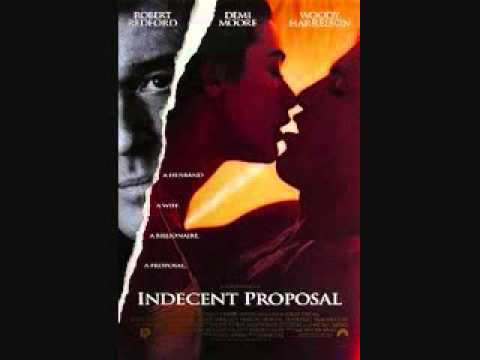 Indecent Proposal - soundtrack song - on the boat; Diana prepares