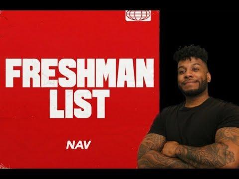 NAV - Freshman List (Reaction/Review) #Meamda