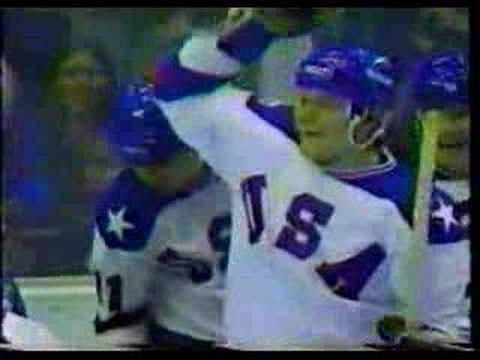 5 minutes of the miracle on ice