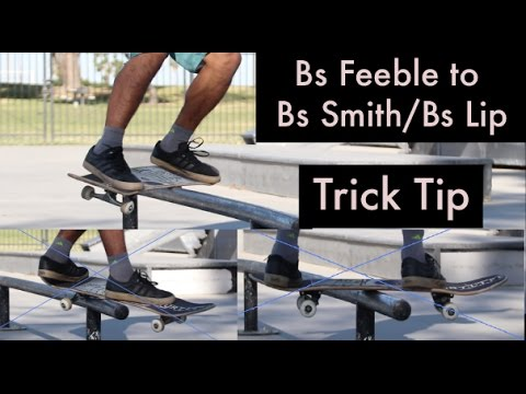 How To Bs feeble to Bs Smith/Bs lip!