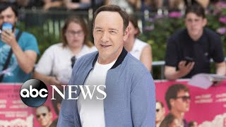 The latest details in case against Kevin Spacey