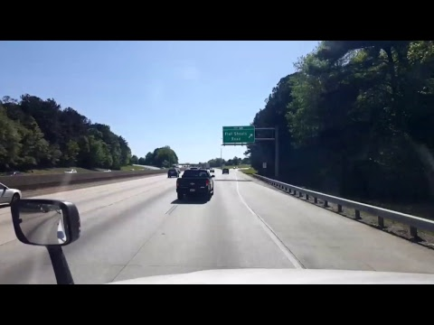 BigRigTravels LIVE! Resaca to Union City, Georgia I-75, I-285 & I-85-April 18, 2018