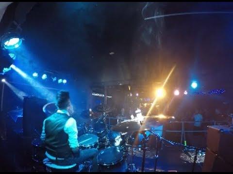 FyreSky - Ryaan Sandham Drum Solo - Live At Chinnerys 06/04/2018