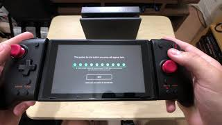 HORI Split Pad Pro: Battery Test and Questions Answered