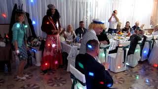 """Конкурс """"Выбор невест"""" на свадьбе 2018 Запорожье тамада ведущая Мария"""