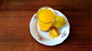 Лечение восп. мозга без побочных эффектов: выиграть битву с депрессией поможет лимонад из куркумы!