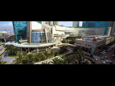 Central Park (Aerial video), Jakarta
