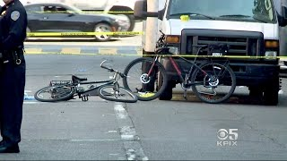 SFPD Identifies Bicycle Officer Struck by Suspect