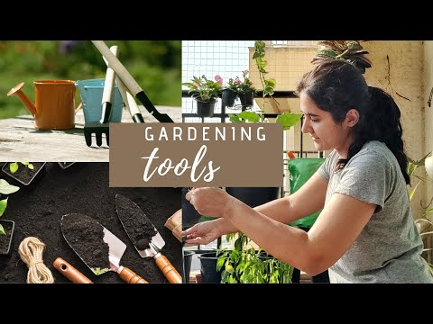 Gardening Tools You MUST Buy &  NEVER Buy| Gardening Basics Part 4