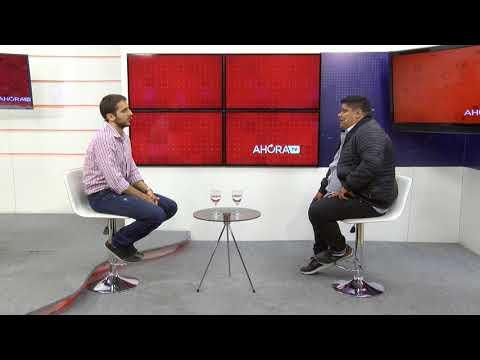 AHORA TV | Entrevista con Pablo Ayala