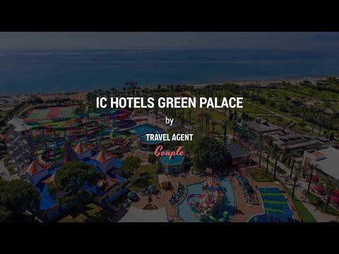 IC Green Palace Hotel Tour