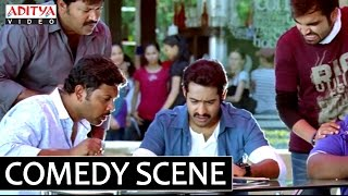 Ramayya Vasthavayya Movie - NTR and Friends Funny Scene - NTR, Samantha, Shruti Haasan