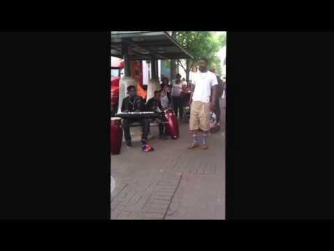 Real Musiq San Antonio performance