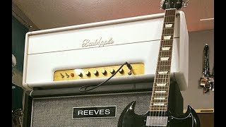 Bad Apple - British Style Amps - Demo Video