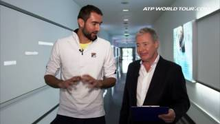 Backstage Pass: Marin Cilic