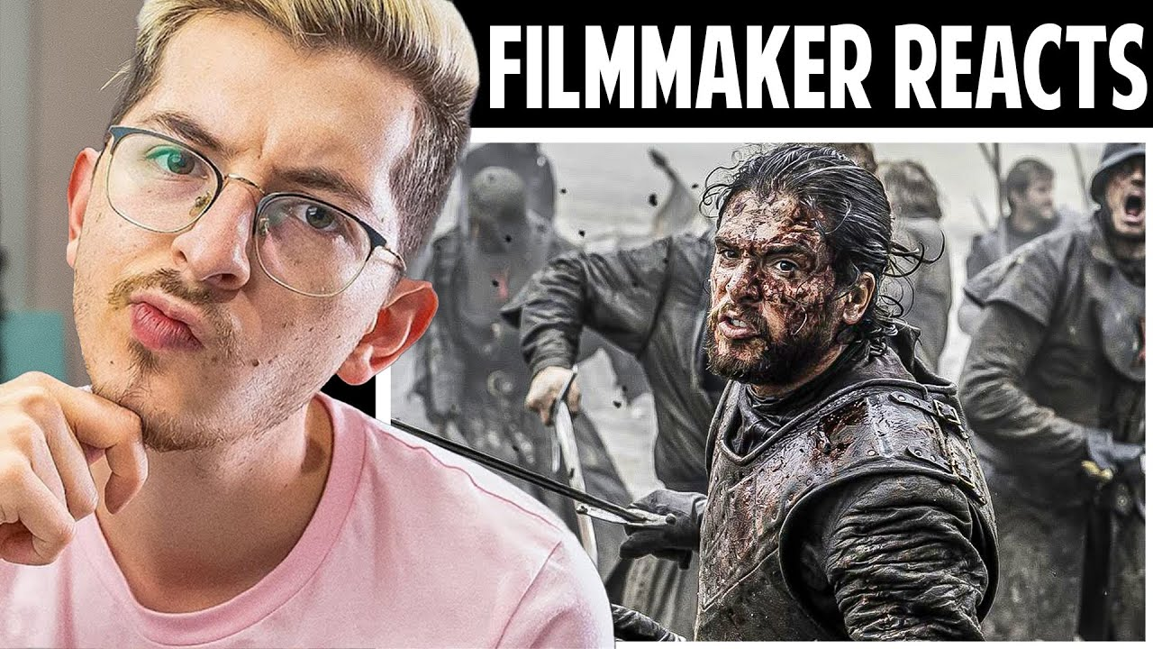 FILMMAKER REACTS To CRAZY One Takes! Game of Thrones, Haunting of Hill House etc.