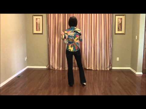 C'est la Vie Baby - Line Dance Teach and Demo
