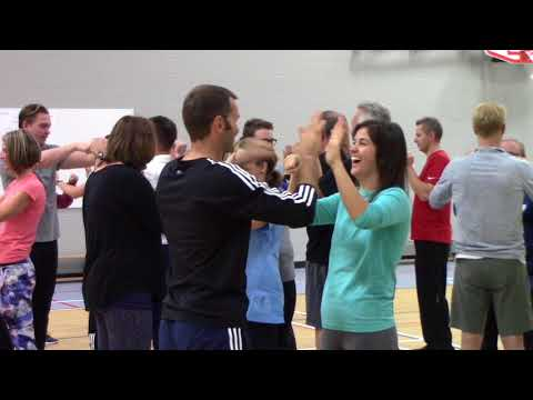 Cooperative Games - Physical Education