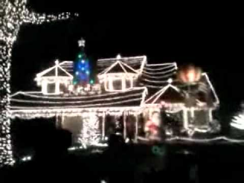 Thoroughbred Sapphire Christmas Lights Tour Alta Loma Rancho ...
