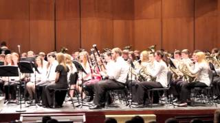 Basque Rhapsody - McHenry County Honor Band