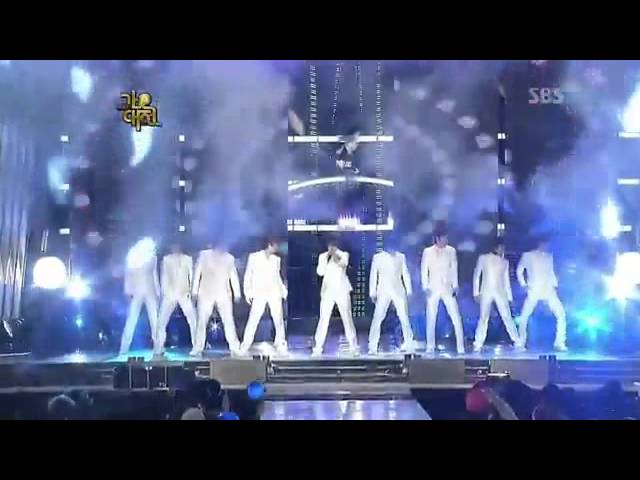 Super Junior Sorry Sorry & It's You ft. SNSD
