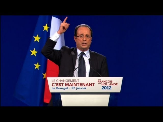 François Hollande's Legacy