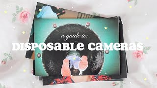 how-to: disposable cameras