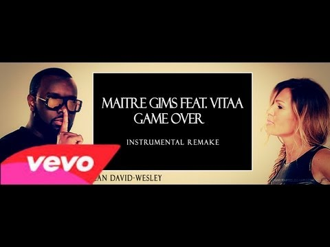 maitre gims ft vitaa game over mp3