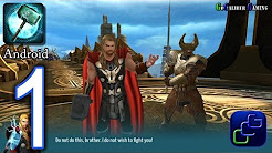 Thor: The Dark World - The Official Game Android Walkthrough