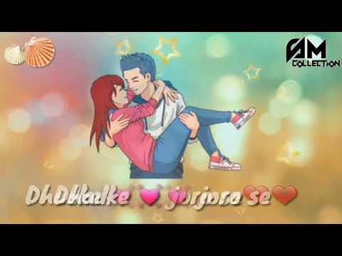 Jitni Dafa Dekhu Tujhe Cute Love💖💖💖 Whatsapp Status///Video Download Link On Description###