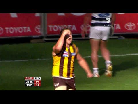 AFL 2008: Grand Final - Hawthorn Highlights Vs. Geelong