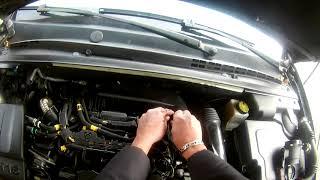 comment changer le débimètre sur moteur 1.6 hdi