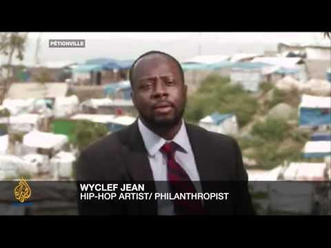 Riz Khan - Wyclef Jean: Haiti's next president?