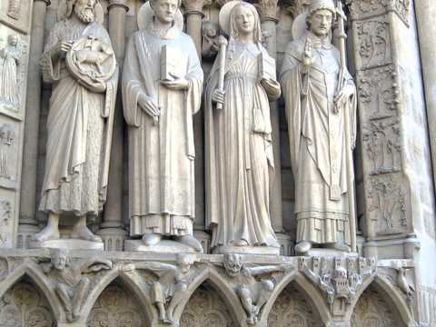 Notre Dame de Paris - Rachel