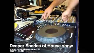 Deep House Music Mix 2014 by Lars Behrenroth for DSOH #452 - CHILL SMOOTH LOUNGE MIDTEMPO