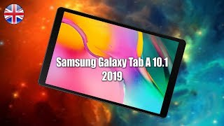 Samsung Galaxy Tab A 10.1 T510 (2019) | once again a solid budget tablet