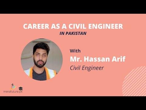 Career as a Civil Engineer in Pakistan
