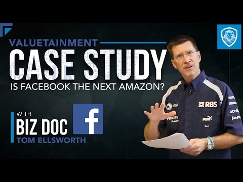 Is Facebook the Next Amazon? - A Case Study for Entrepreneurs