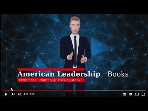 Publishing Company Features Books on American Justice Structure