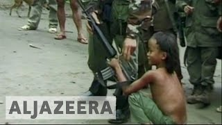 Myanmar's child soldiers reunite after 16 years