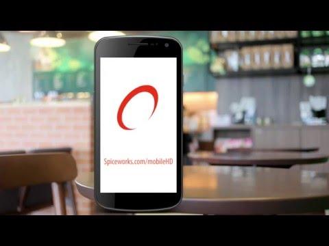 Spiceworks - Help Desk for Android full screenshot