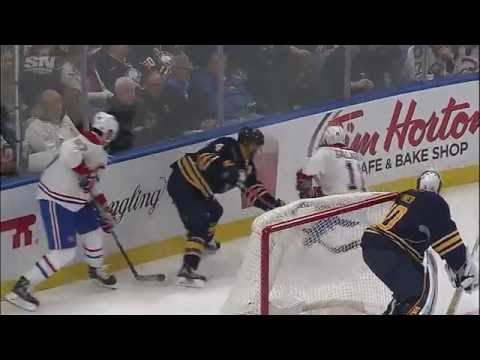 Oct.13/2016  Montreal Canadiens - Buffalo Sabres