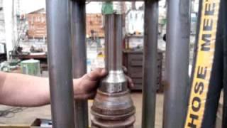 Tecnica Industrial Prensa Hidraulica