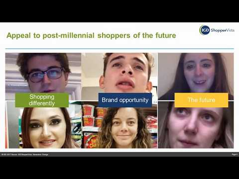 Webinar: Shoppers of the future