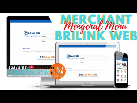 Mengenal Menu Merchant BRILink Web